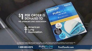 PureFlow Air TV Spot, 'Gift of Clean Air: American Lung Association' - Thumbnail 8