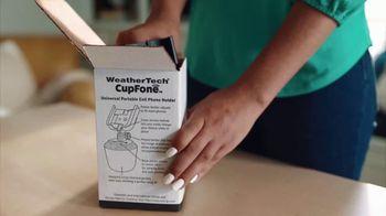 WeatherTech CupFone TV Spot, 'Quite Versatile, Quite Exceptional'