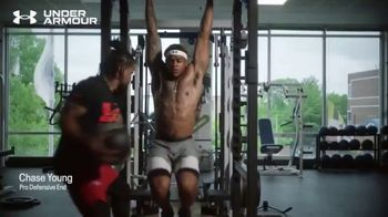 Under Armour TV Spot, 'The Only Way Is Through: Train Your Mind. Train Your Game'