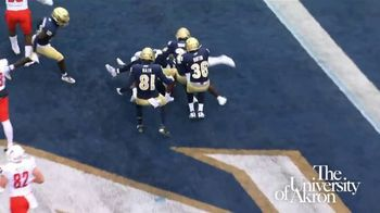 The University of Akron Athletics TV Spot, 'Football Season' Ft. Matt Kaulig, Tom Arth - Thumbnail 5