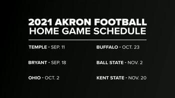 The University of Akron Athletics TV Spot, 'Football Season' Ft. Matt Kaulig, Tom Arth - Thumbnail 9