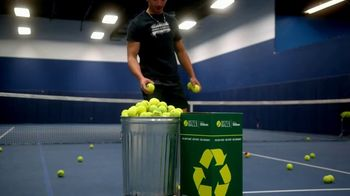 Tennis Express TV Spot, 'Donate Your Used Balls'