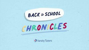 Varsity Tutors TV Spot, 'Back to School Chronicles: Skye' - Thumbnail 1