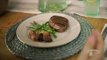 Omaha Steaks TV Spot, 'Steak Wisdom: 12 Free Steak Burgers'