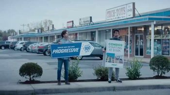 Progressive TV Spot, 'Sign Spinner: Sun Dial' - Thumbnail 1