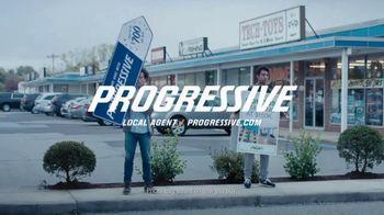 Progressive TV Spot, 'Sign Spinner: Sun Dial' - Thumbnail 10