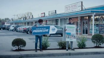 Progressive TV Spot, 'Sign Spinner: Sun Dial' - Thumbnail 2