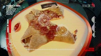 Little Caesars Pizza Crazy Calzony TV Spot, 'RIP Pizzabot' - Thumbnail 7