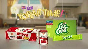 Yoplait TV Spot, 'Go-Gurt y Original: para el recreo' [Spanish]