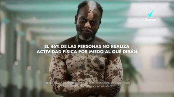 Degree Deodorants TV Spot, 'Todos debemos sentir la libertad de movernos con seguridad' canción de Lee Richardson [Spanish] - Thumbnail 2