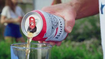 Budweiser TV Spot, 'Celebrate Summer With Budweiser'