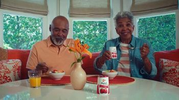 Yoplait TV Spot, 'It's Yoplait Time: Yoplait Skittles'