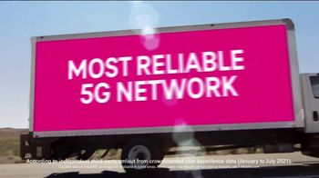 T-Mobile Essentials 55+ TV Spot, 'Built Just for You: Two Lines of Unlimited' - Thumbnail 4
