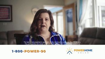 PowerHome Solar & Roofing TV Spot, 'Own Your Power: Alesha' Song by The 5th Dimension