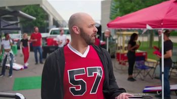 5-Hour Energy Football Sweepstakes TV Spot, 'Your Ultimate Game Day Experience: Buns' Ft. Mike Golic, Jr.