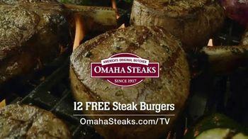 Omaha Steaks TV Spot, 'The Perfect Steak: 12 Free' - Thumbnail 9