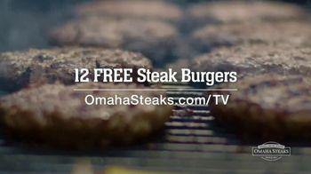 Omaha Steaks TV Spot, 'The Perfect Steak: 12 Free' - Thumbnail 7