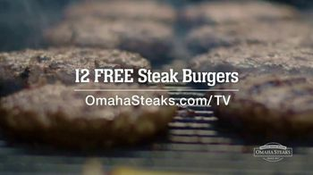 Omaha Steaks TV Spot, 'Your Friend Who Owns a Pickup: 12 Free Burgers' - Thumbnail 6