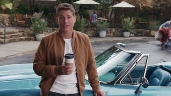 Atkins Chocolate Peanut Butter Bars TV Spot, 'Out and About' Featuring Rob Lowe - 20 commercial airings