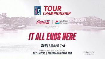 PGA TOUR FedEx Cup Playoffs Spot, '2021 Tour Championship: East Lake Golf Club' Featuring Macklemore - Thumbnail 9