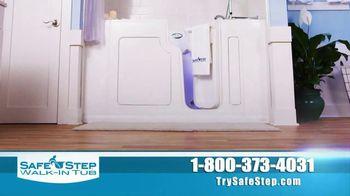 Safe Step SpaSounds TV Spot, 'Just Got Better: $1,500 Off' - Thumbnail 3