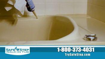 Safe Step SpaSounds TV Spot, 'Just Got Better: $1,500 Off' - Thumbnail 5