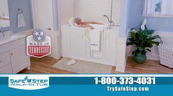 Safe Step SpaSounds TV Spot, 'Just Got Better: $1,500 Off' - Thumbnail 6