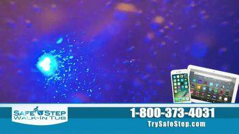 Safe Step SpaSounds TV Spot, 'Just Got Better: $1,500 Off' - Thumbnail 7