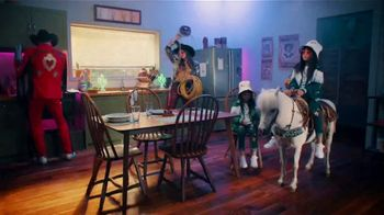 Hidden Valley Ranch Seasoning & Salad Dressing Mix TV Spot, 'Remix Your Routine: Ranch Party'