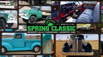 Mecum Gone Farmin' 2021 Spring Classic TV Spot, 'Features'