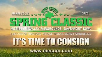 Mecum Gone Farmin' 2021 Spring Classic TV Spot, 'Features' - Thumbnail 9