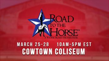 Road to the Horse TV Spot, '2021 Fort Worth: Cowtown Coliseum' - Thumbnail 7
