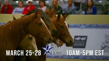 Road to the Horse TV Spot, '2021 Fort Worth: Cowtown Coliseum' - Thumbnail 2
