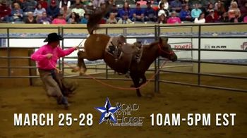 Road to the Horse TV Spot, '2021 Fort Worth: Cowtown Coliseum' - Thumbnail 3