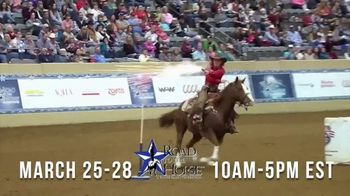 Road to the Horse TV Spot, '2021 Fort Worth: Cowtown Coliseum' - Thumbnail 5