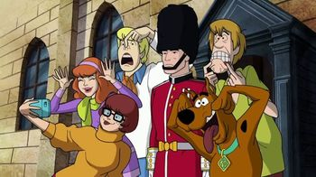 DIRECTV Cinema TV Spot, 'Scooby-Doo! The Sword and the Scoob' Song by Mustard Snorkel - Thumbnail 1