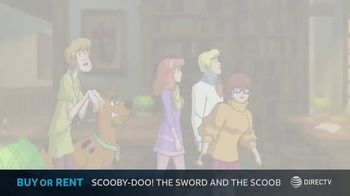 DIRECTV Cinema TV Spot, 'Scooby-Doo! The Sword and the Scoob' Song by Mustard Snorkel - Thumbnail 2