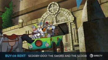 DIRECTV Cinema TV Spot, 'Scooby-Doo! The Sword and the Scoob' Song by Mustard Snorkel - Thumbnail 5