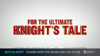 DIRECTV Cinema TV Spot, 'Scooby-Doo! The Sword and the Scoob' Song by Mustard Snorkel - Thumbnail 7