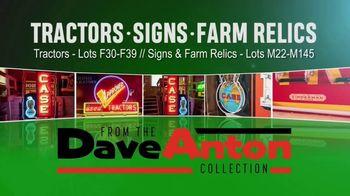 Mecum Gone Farmin' 2021 Spring Classic TV Spot, 'The Dave Anton Collection'