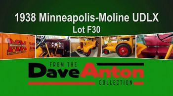 Mecum Gone Farmin' 2021 Spring Classic TV Spot, 'The Dave Anton Collection' - Thumbnail 3