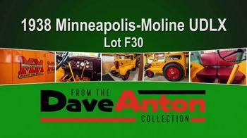 Mecum Gone Farmin' 2021 Spring Classic TV Spot, 'The Dave Anton Collection' - Thumbnail 4