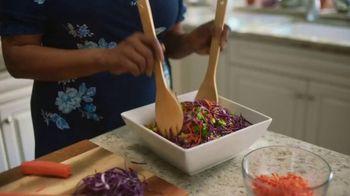 Walmart TV Spot, 'Bringing Appetite' Sing by Wilson Pickett