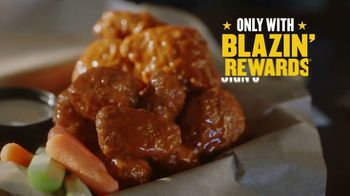 Buffalo Wild Wings TV Spot, 'Overtime Wing Time'