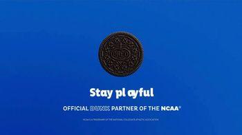 Oreo TV Spot, 'NCAA: Stay Playful' - Thumbnail 8