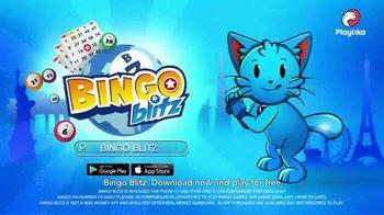 Bingo Blitz TV Spot, 'Discover the World' Song by MC Blitzy - Thumbnail 7