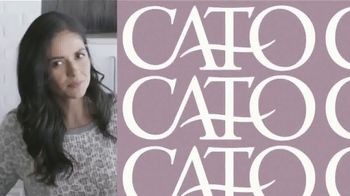 Cato Fashions Live Well Athleisure TV Spot, 'Comfortable and Cozy' - Thumbnail 1