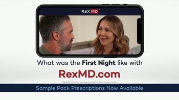 REX MD TV Spot, 'First Night'