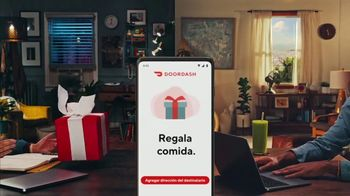 DoorDash TV Spot, 'El regalo de la comida' [Spanish] - 601 commercial airings