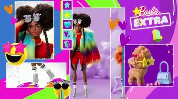 Barbie Extra TV Spot, 'Personality and Style' - Thumbnail 4